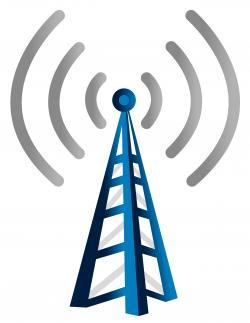 Towers clipart cellphone tower