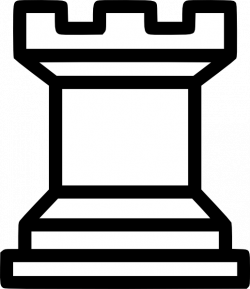 Chess clipart chess rook