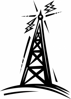Aerial clipart radio frequency