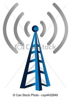 Tower clipart internet