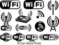 Aerial clipart wifi