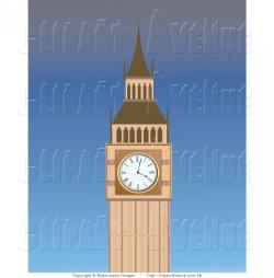 Towers clipart clock tower
