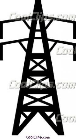Towers clipart electric tower