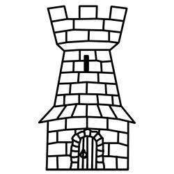 Towers clipart heraldic