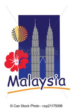 Towers clipart malaysia