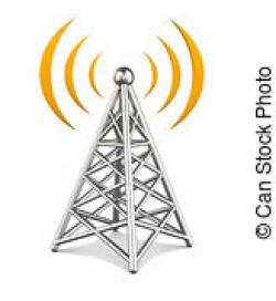 Tower clipart wireless