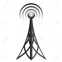 Towers clipart telecom tower