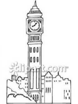 Towers clipart watch tower