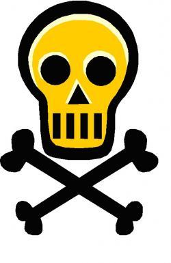 Symbol clipart toxic