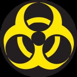 Biohazard clipart hazard sign