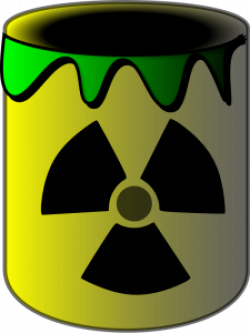 Toxic clipart outline