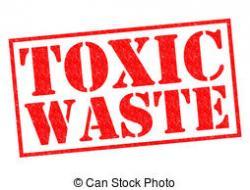 Toxic clipart simbol