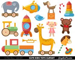 Products clipart baby toy