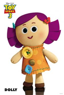 Toy Story clipart dolly
