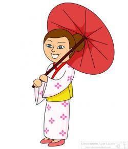 Saree clipart chinese child