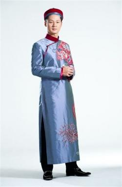 Traditional Costume clipart ao dai