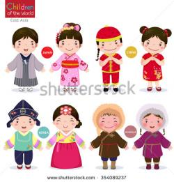 Vietnam clipart international child