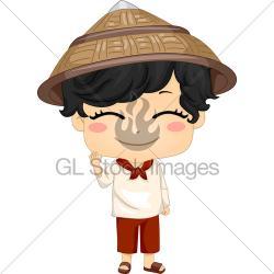 Traditional Costume clipart filipino person