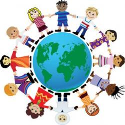 Traditional Costume clipart international friendship day