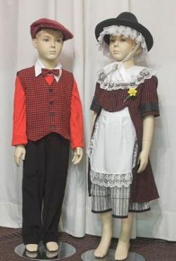 Traditional Costume clipart united kingdom
