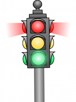 Traffic Light clipart animated