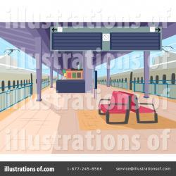 Train Station clipart terminal
