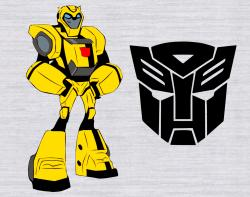 Transformers clipart bumblebee transformer