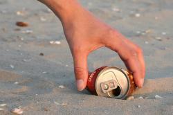 Litter clipart beach cleanup