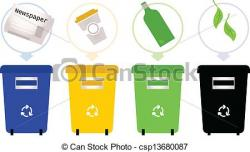 Trash clipart biodegradable waste
