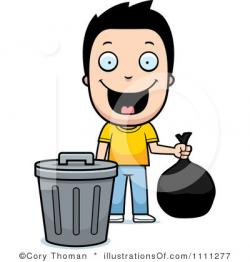 Trash clipart chore