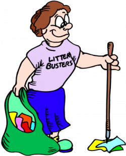 Litter clipart cartoon