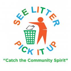Litter clipart community service