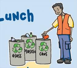 Can clipart recycle cans