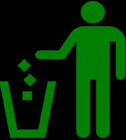 Litter clipart clean city
