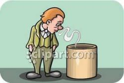 Trash clipart smelly