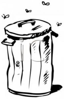 Trash clipart stinky