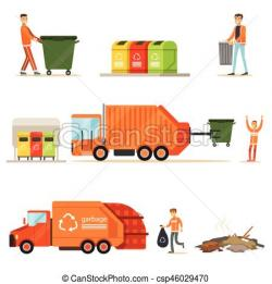 Trash clipart street cleaning