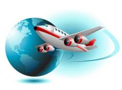Travel clipart abroad