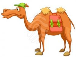 Camels clipart comic