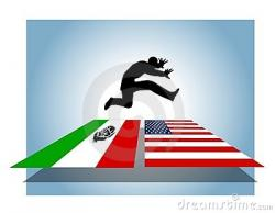 Migration clipart immigrant