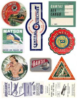 Travel clipart vintage travel