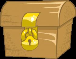 Treasure clipart closed