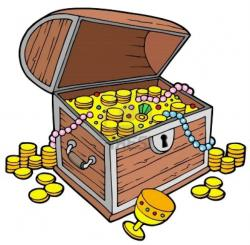 Treasure clipart legend