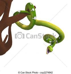 Tree Python clipart