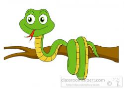 Serpent clipart hanging