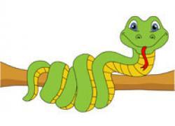 Tree Python clipart anaconda