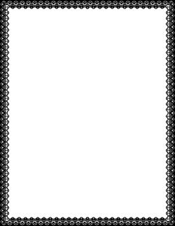 Notice clipart border