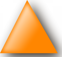 Triangle clipart gambar