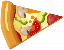 Pizza clipart rectangle