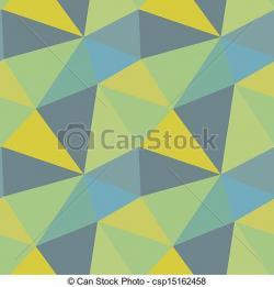 Polygon clipart vector